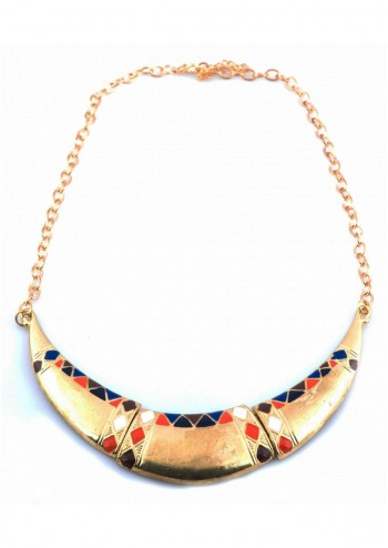 Gold Egyptian Collar